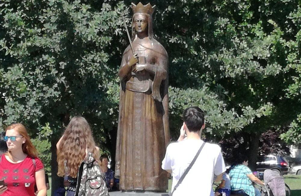 Srednjovekovne žene vladari
