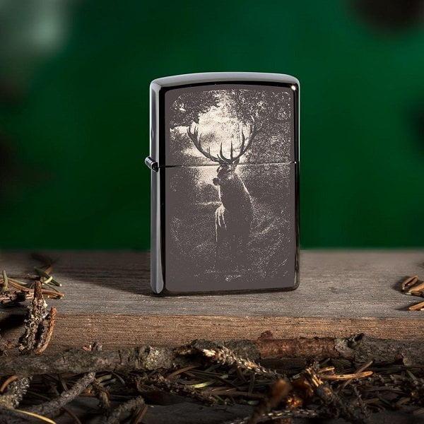 Zippo upaljač Deer Design