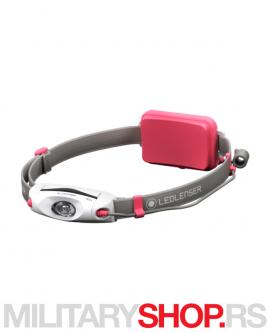 Čeona lampa Pink NEO4 Led Lenser