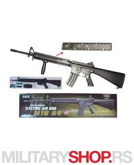 Replika AEG M16A4 Cyma