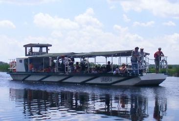 Turistički brod Umbra