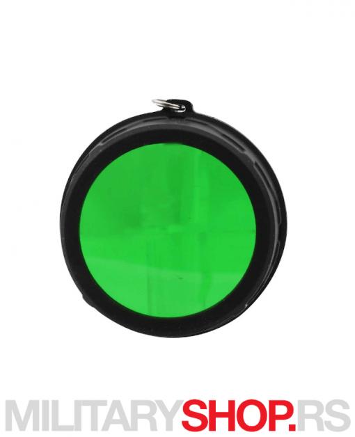 Lovački zeleni filter za lampu FT32