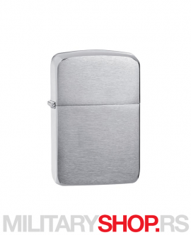 Replika 1941 Zippo upaljač Brush Chrome