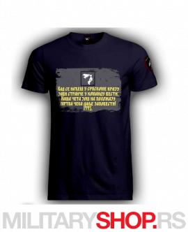 Republikanci majica Kad se nađeš u srpskome kraju