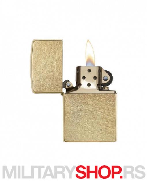 Zlatni prah upaljač Zippo Gold Dust