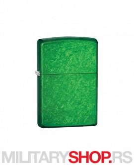 Zeleni Zippo upaljač Meadow