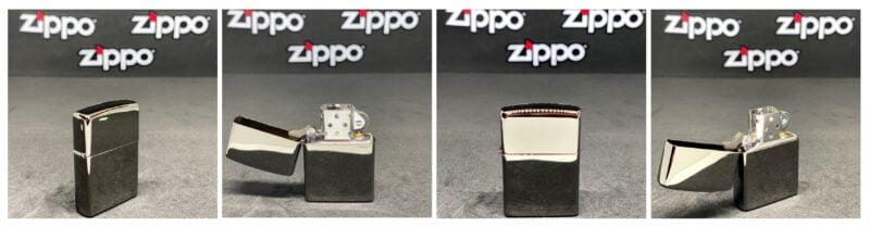 Klasični hromirani upaljač Zippo