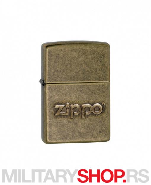 Retro logo Zippo upaljač Antique Stamp