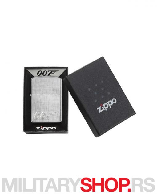 James Bond znak Zippo upaljač