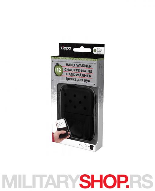Crni grejač za ruke Zippo Chrome 40368