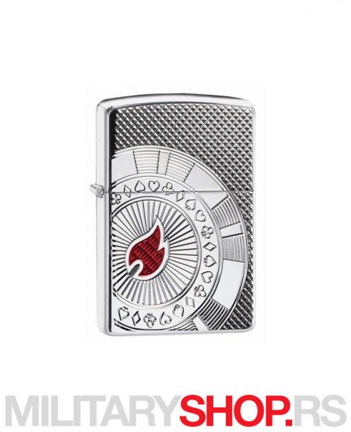 Armor® Upaljač Zippo Poker Chip