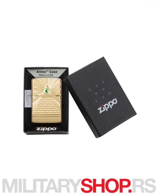 Oko proviđenja Zippo upaljač