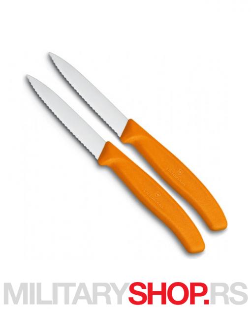 Set od dva nazubljena noža Victorinox