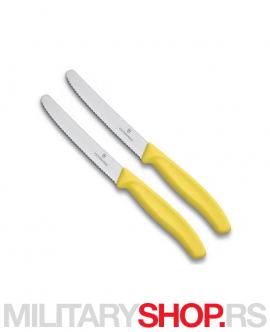 Nazubljeni kuhinjski noževi Victorinox Set