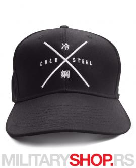 Cold Steel crni kačket