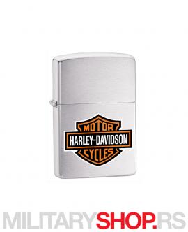 Zippo upaljač sa logom Harley Davidson