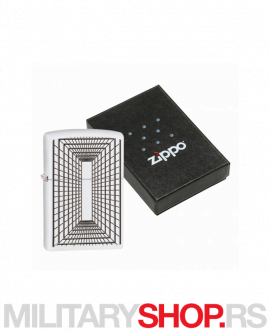 Zippo upaljač sa 3D šarom