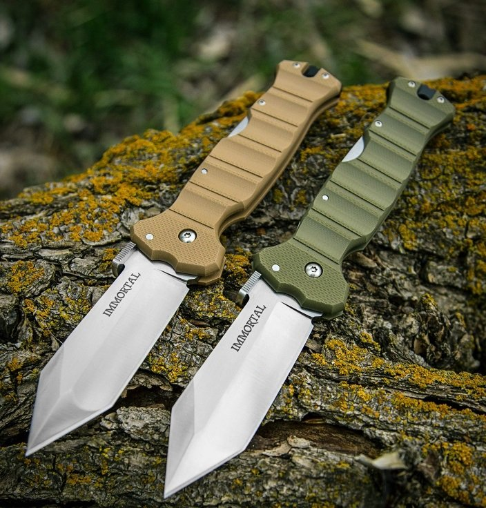 Taktički preklopni nož Cold Steel Imortal Coyote