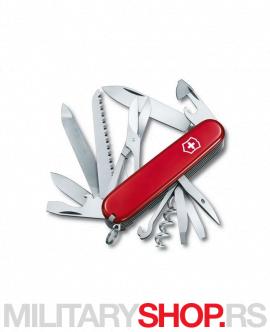 Švajcarski vojnički nož Victorinox Ranger Crveni
