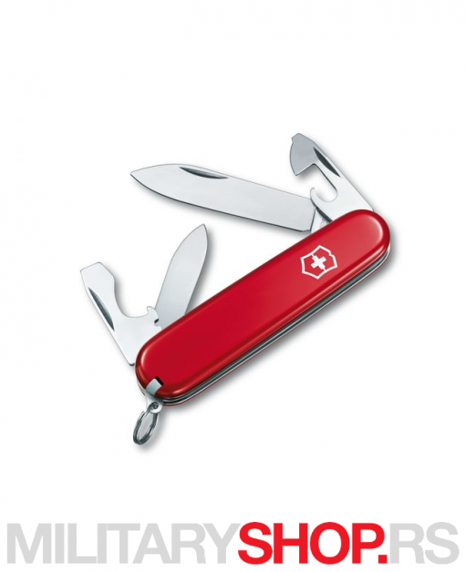 Regrut preklopni nož Victorinox Rescruit Red