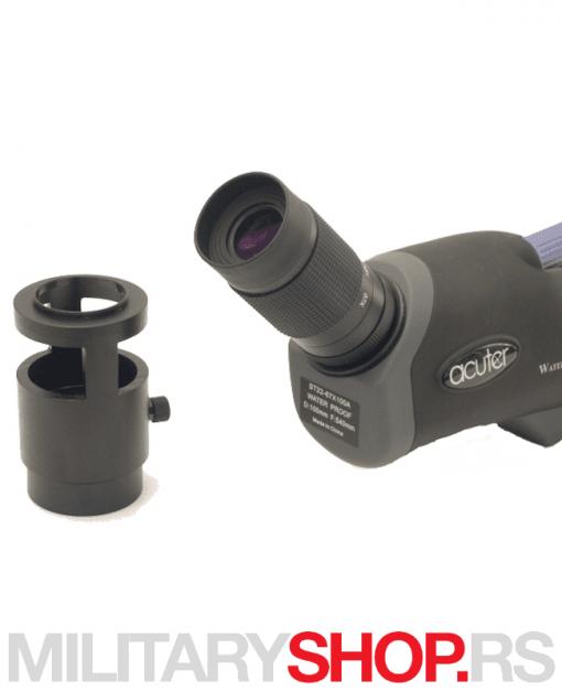 Acuter Zoom spektiv ravnog uvida 22-67x100