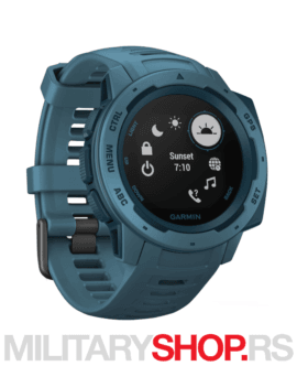 GPS ručni sat Garmin Instinct Lake Blue
