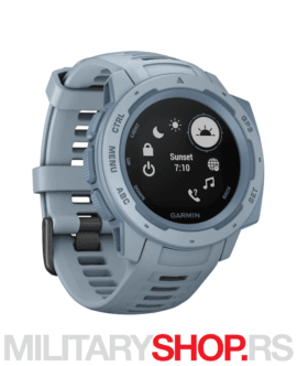 Outdoor sat navigacijom Garmin Instinct Sea Foam