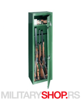 Lovački sef za 5 pušaka