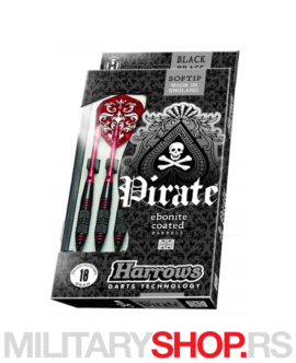 Pikado soft strelice Pirate