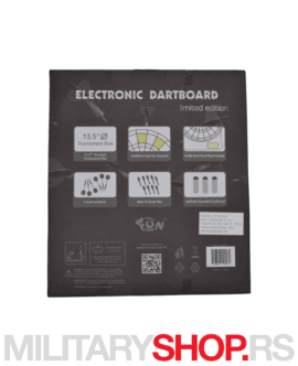 Elektronski aparat za pikado Lite 100