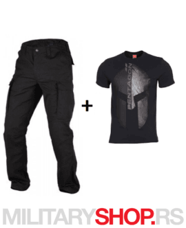 Pentagon majica i BDU rip-stop pantalone