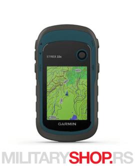 GPS uređaj za orijentaciju Garmin eTrex 22x