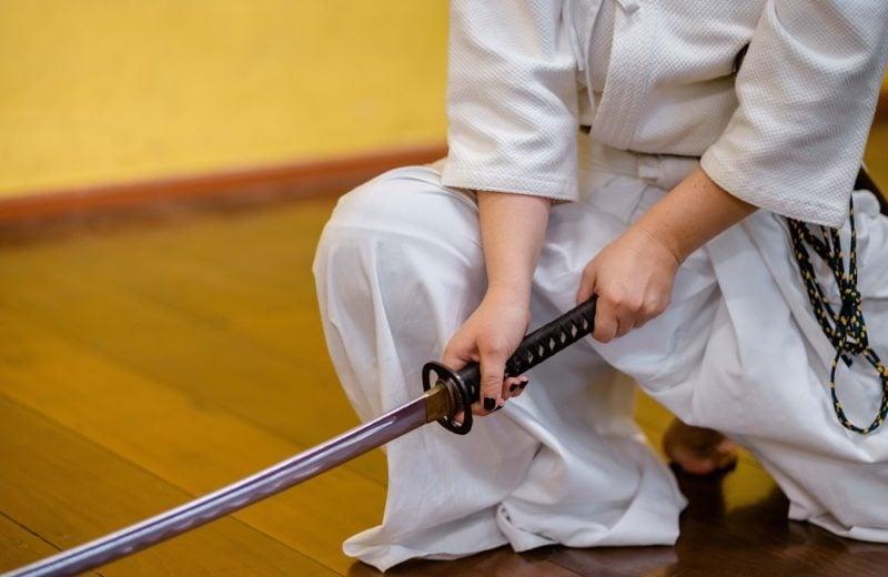 Katana - tradicionalni japanski mač
