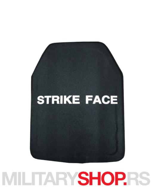 Zaštitna balistička ploča Strike Face nivo zaštite III