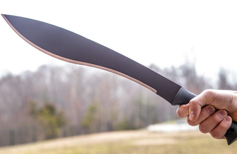 Kratka istorija mačete