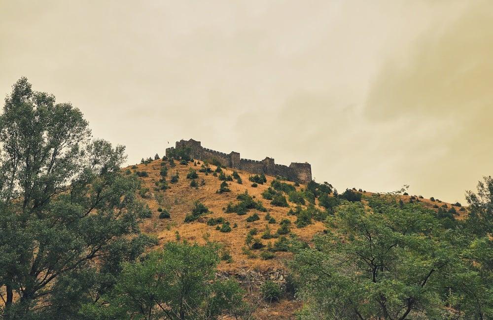 Maglič – kamena kruna Ibra