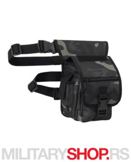Brandit torbica za spušteno nošenje Side Kick Darkcamo