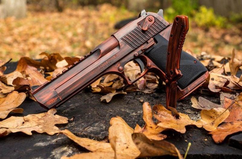 Zanimljive činjenice o Magnum Desert Eagle pištolju