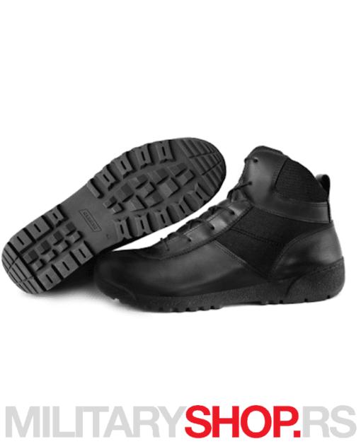 Poluduboke combat čizme od kože Garsing 926