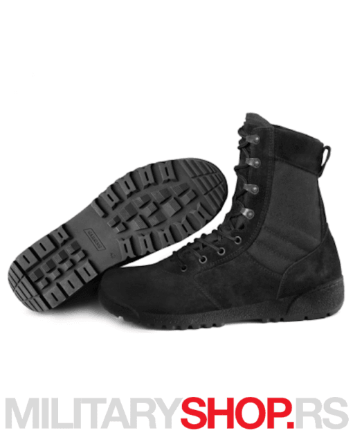 Duboke čizme od velura Garsing 9901C