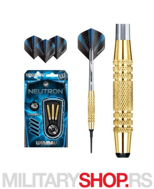 Metalne strelice za pikado Neutron