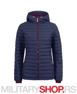 Zimska ženska jakna teget Icepeak Avera