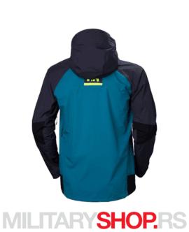Vodotporna jakna plava Hally Hansen Odin 9