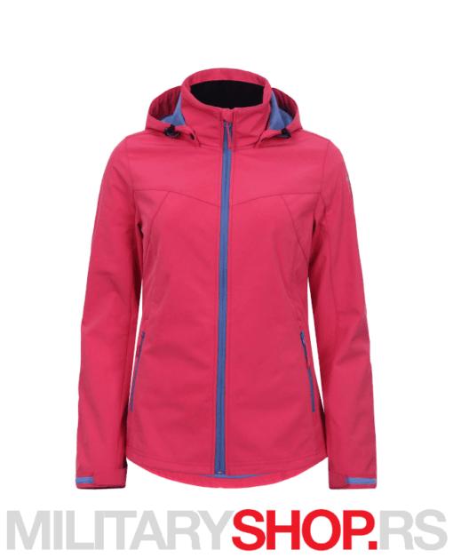 Ženska sportska jakna Icepeak Lucy roze