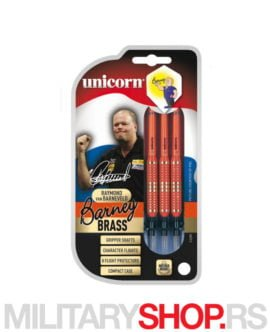 Barney Unicorn Steeldart Strelice za pikado