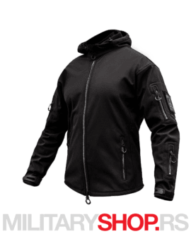 Softshell aktivna jakna Armoline Urban Scout crna