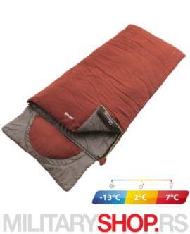 Vreća za spavanje Contour Crvena OUTWELL