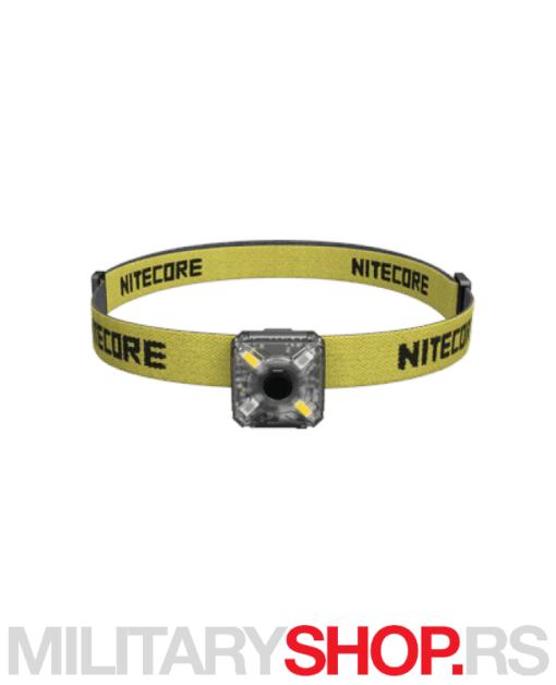 Mala čeona lampa za bicikliste Nitecore NU5