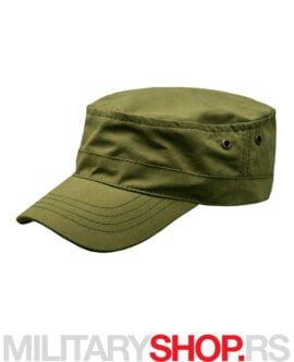 Vojni kačket Gorka zeleni Armoline