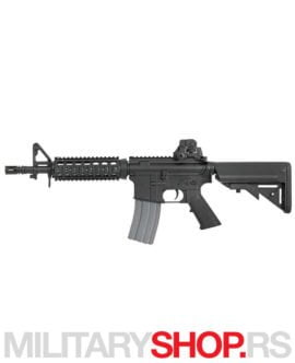 Metalna replika AEG airsoft M4 CQB Cyma